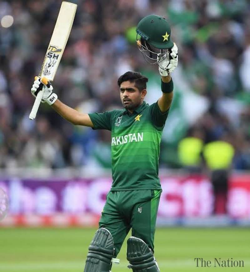Babar Azam becomes number one batsman in ODI