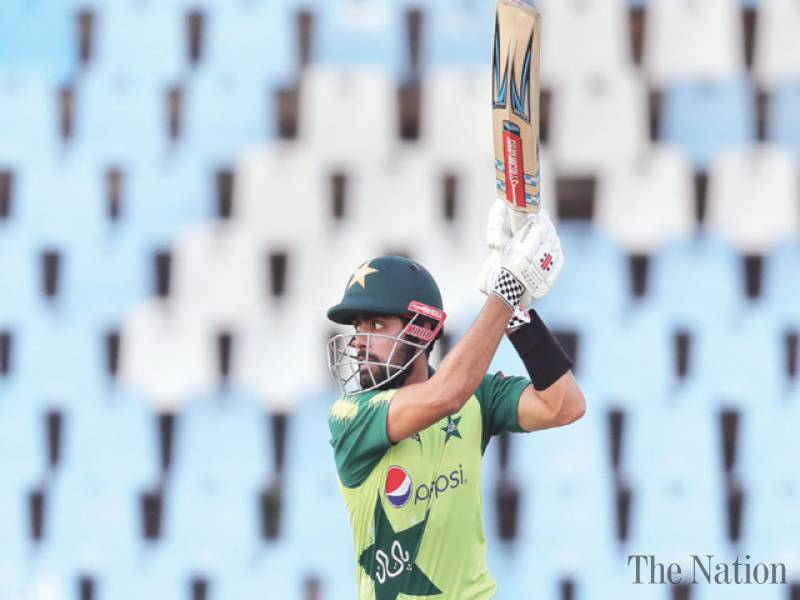Babar set to score fastest 2000 T20I runs