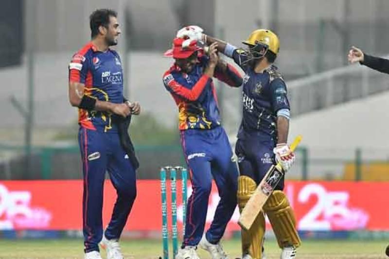 Karachi Kings beat Quetta Gladiators by 14 runs