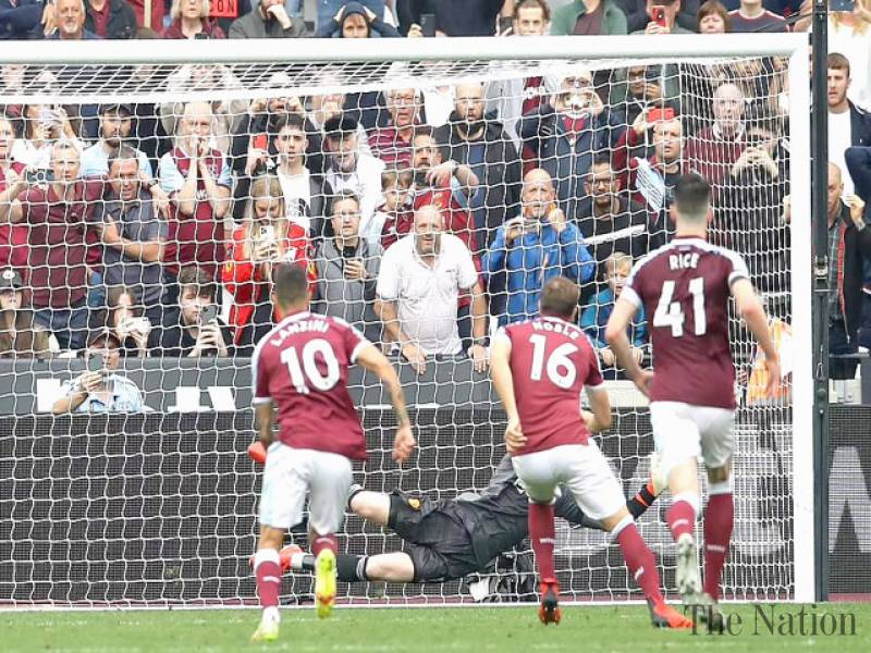 Lingard, Ronaldo, De Gea earn dramatic victory for Man Utd against West Ham