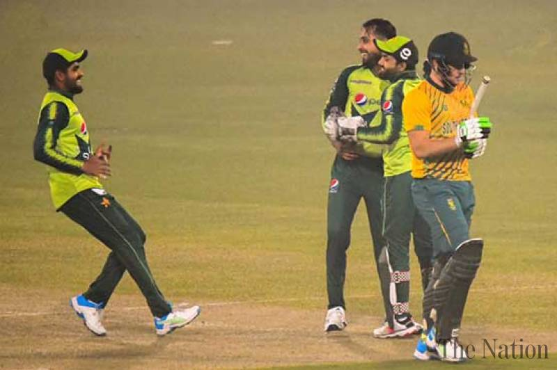 Pakistan win by three runs in first T20I against South Africa
