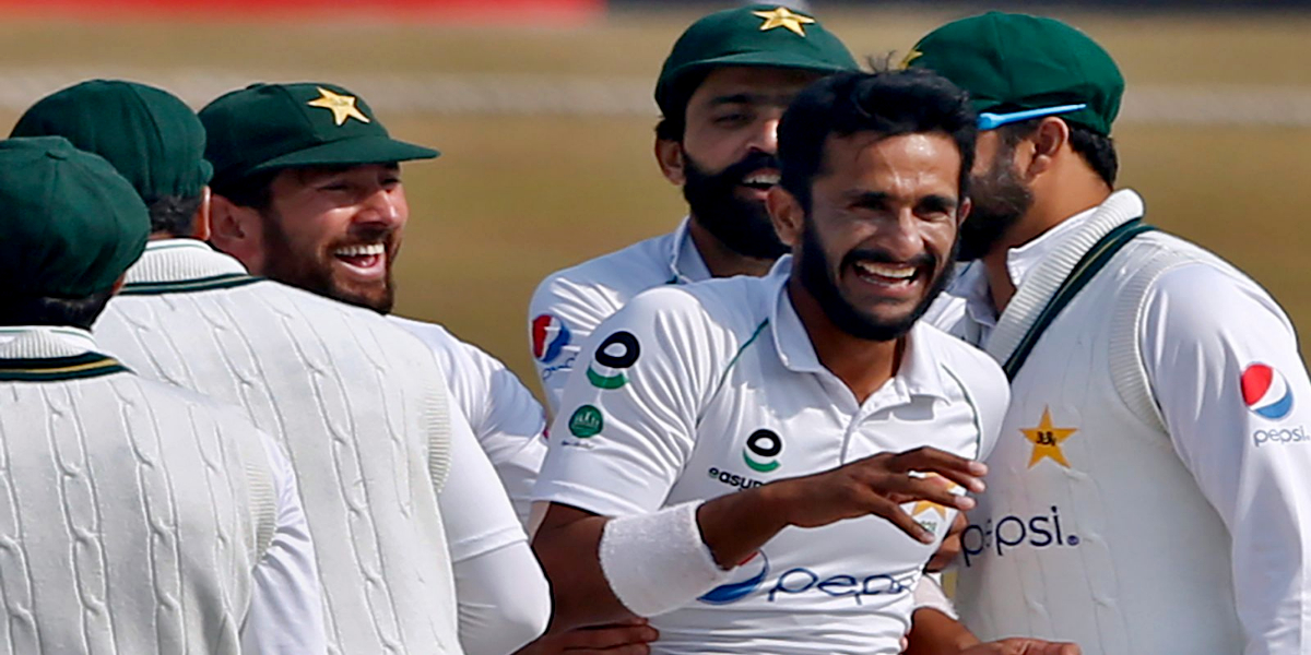 Pakistan Sports Fraternity lauds Hasan Ali for his first 10 wicket haul