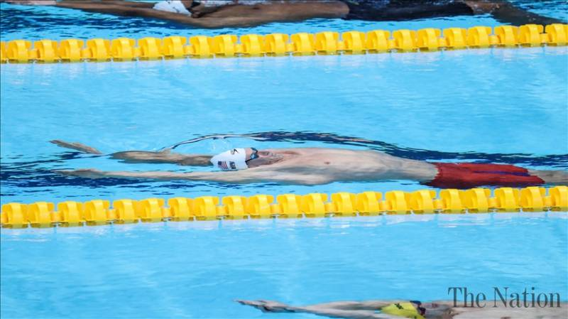 Hungarian swimmer Milak bags gold in Tokyo, breaks Phelps' Olympic record