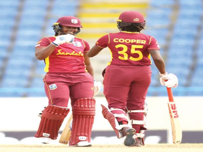 Matthews' brilliant ton seals series for West Indies