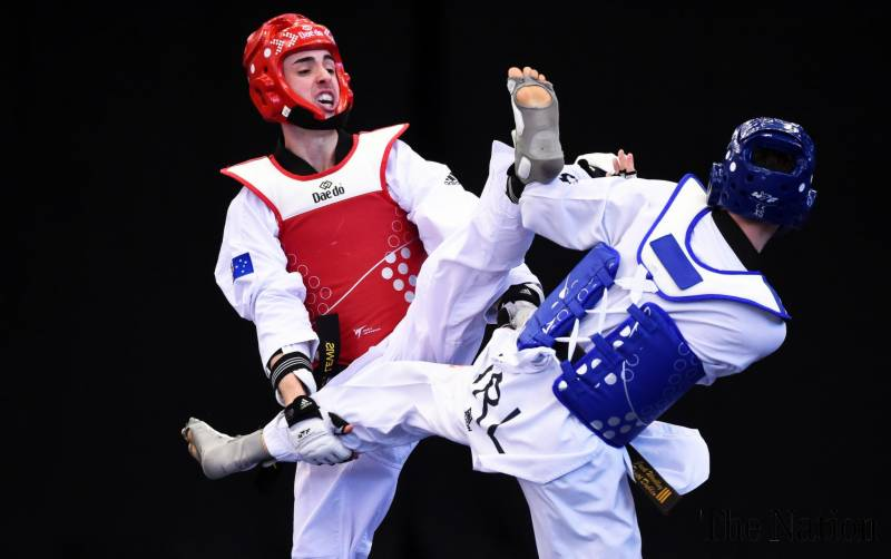 Australian Olympic taekwondo, badminton teams announced