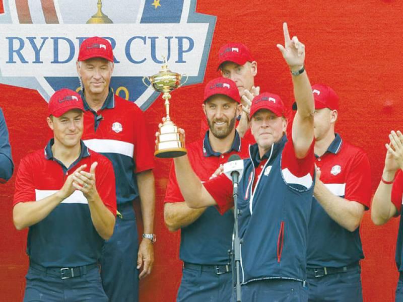 US win Ryder Cup and open door to new era