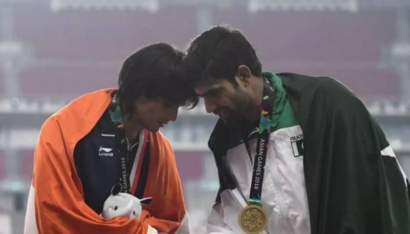 Pakistan, India renew rivalry for javelin final at Tokyo Olympics