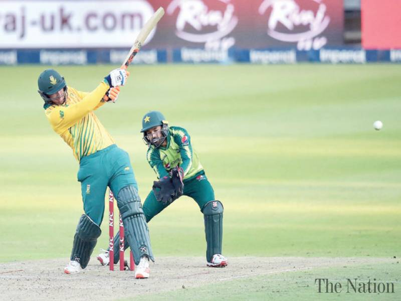 Linde, Markram star as dominant South Africa restore parity