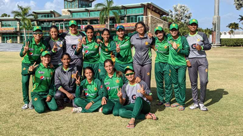 Pakistan A complete West Indies tour with 100 percent win record