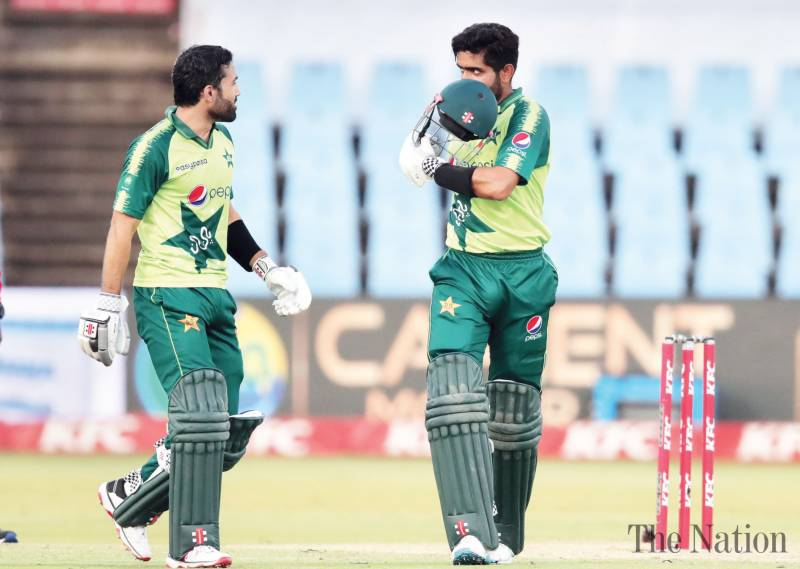 Confident Pakistan eye T20I series win as exciting finale awaits