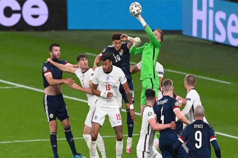 Euro 2020: England held by Scotland, Czech Republic draw Croatia