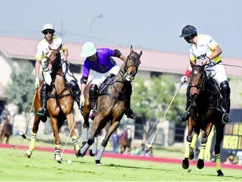 DS Polo, Diamond Paints reach Jinnah Gold Cup final