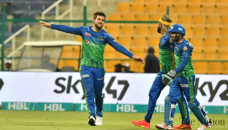 Multan Sultans clinch thrilling victory over Karachi Kings