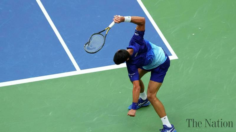 Djokovic would have to pay fine for 'unsportsmanlike' behaviour during US Open - report