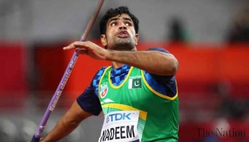 Arshad Nadeem qualifies for final javelin throw competition in Tokyo Olympics