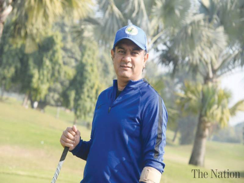 Shahid appointed captain of Royal Palm Golf Club