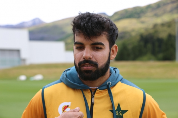 Shadab Khan ruled out of first Test, Zafar Gohar added