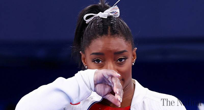 Simone Biles will not participate at finals for vault