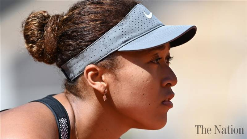 World number 2 in tennis Osaka eliminated from Tokyo Olympics