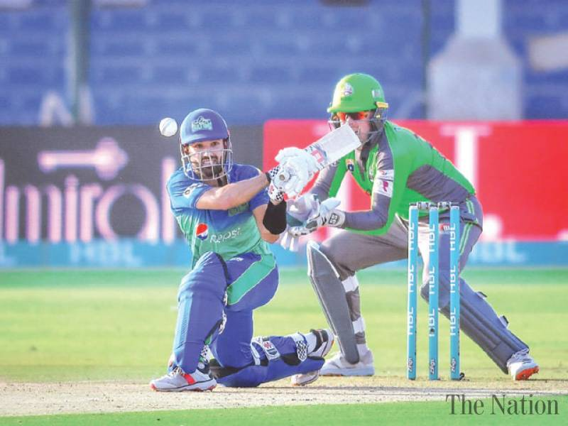 Rizwan, Sohaib steer Sultans to first win