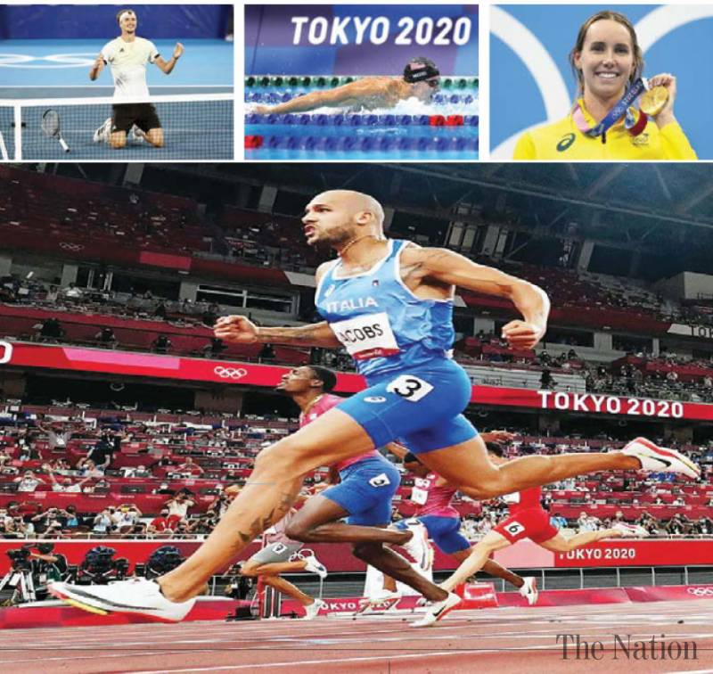 Tokyo sizzles, tempers flare in boxing, Biles withdraws again