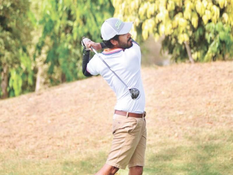 Danish, Hussain enter 2nd PGF Match Play Golf semis