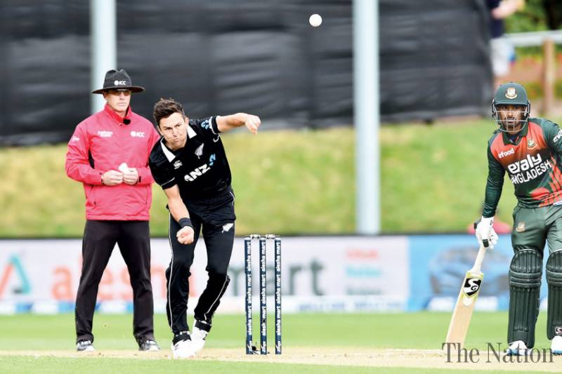 Sublime bowling gets New Zealand off to perfect start in CWCSL