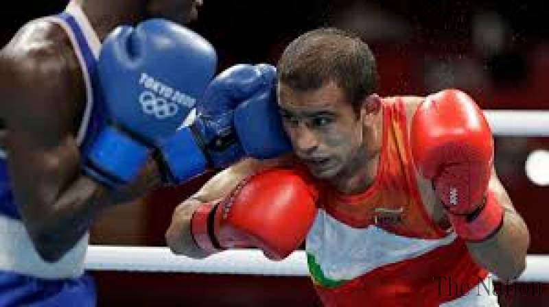 India Top-Ranked boxer Amit Panghal suffers shock loss at Tokyo Olympics