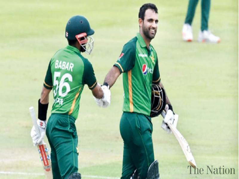 Babar, Fakhar nominated for ICC 'Player of the Month' award