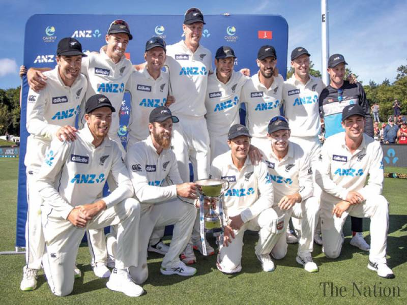 Jamieson takes six as New Zealand scale the rankings summit