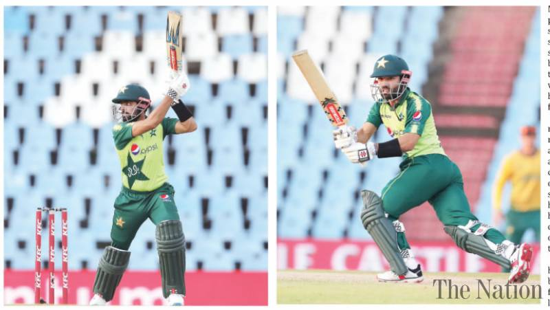 Pakistan thump Proteas to take 2-1 lead