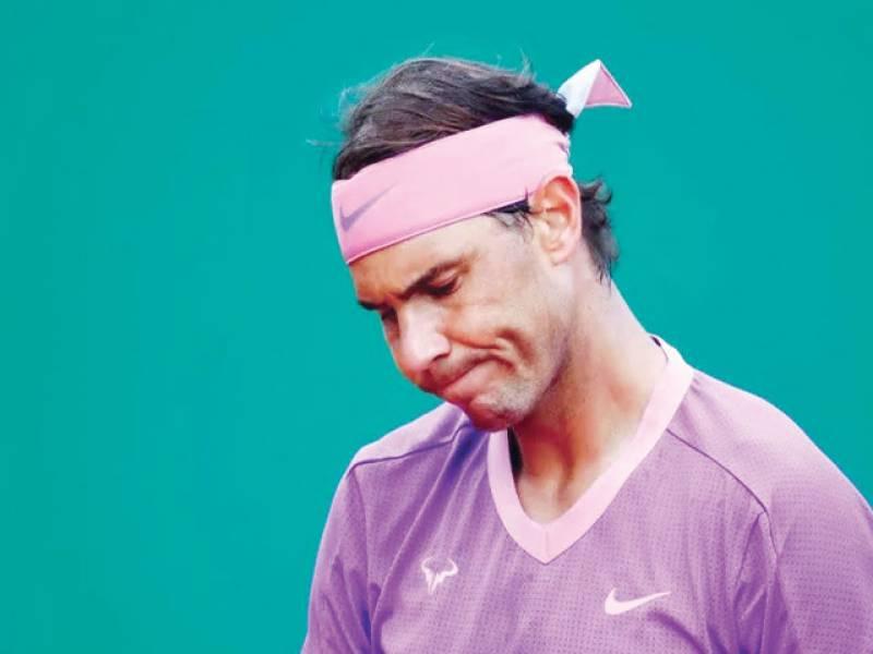 Nadal beaten by Rublev in Monte Carlo quarterfinals