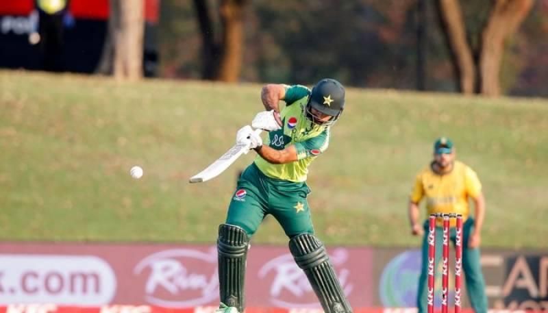 Pakistan beat SA after nail-biting chase, win series 3-1
