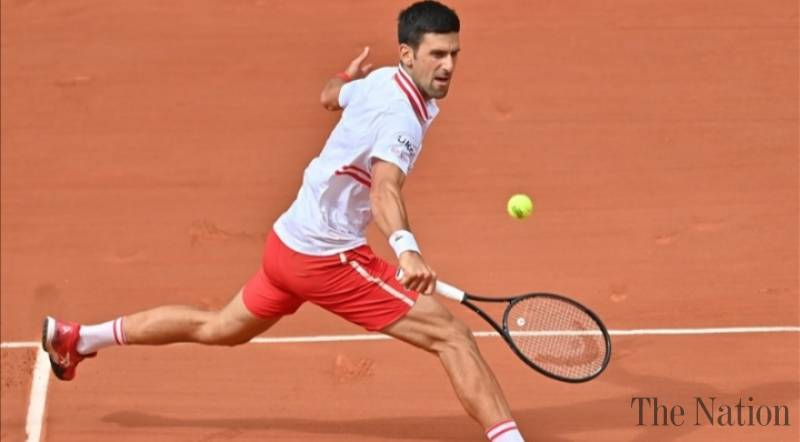 Djokovic becomes first player to reach 3 Olympics singles semifinals