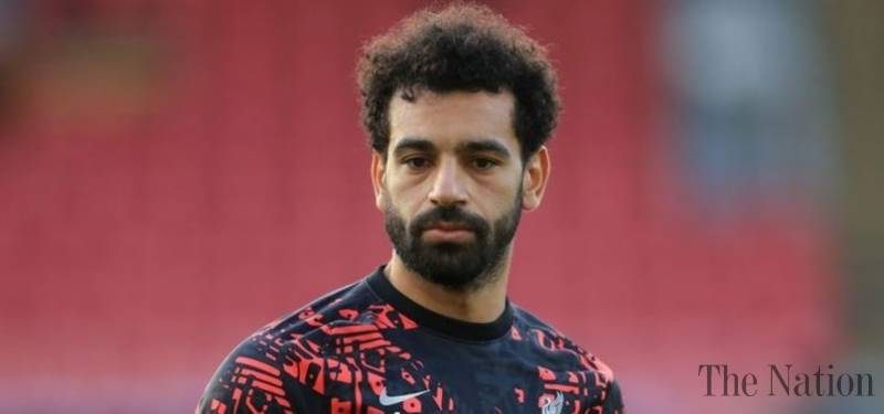 Liverpool star Salah expresses solidarity with Palestinians
