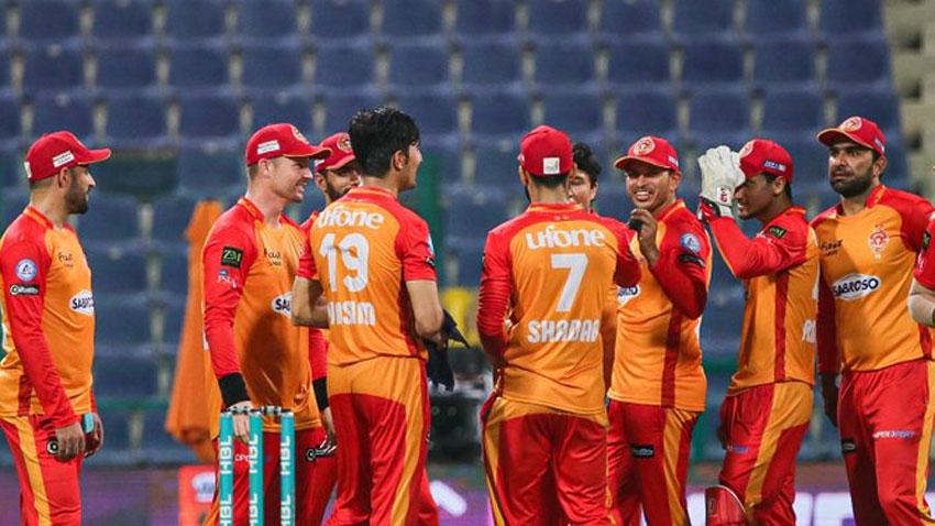 Islamabad United beat Lahore Qalandars by 28 runs