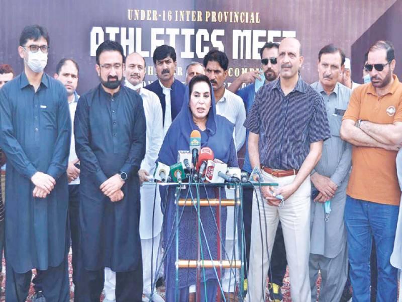 POA, Federations, Associations responsible for Pak poor show in Olympics: Dr Fahmida