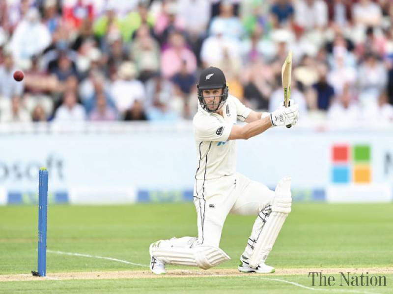 Conway and Young put New Zealand in charge