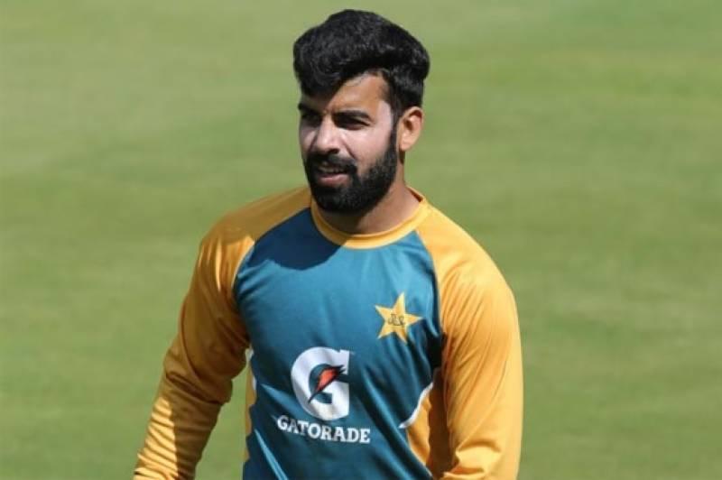 Shadab Khan rules out of SA, Zimbabwe tours due to injury