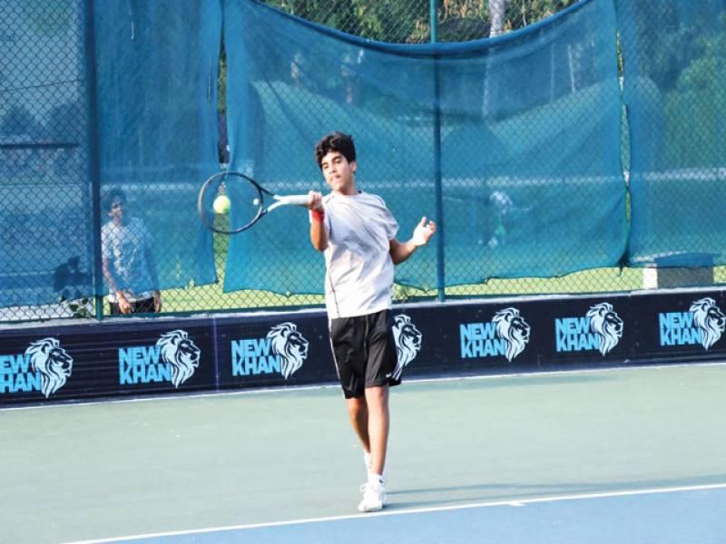 Asad, Bilal reach PLTA Punjab Junior Tennis finals