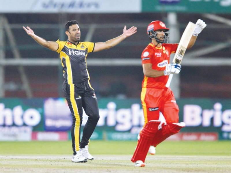 Wahab leads Zalmi to six-wicket win over United