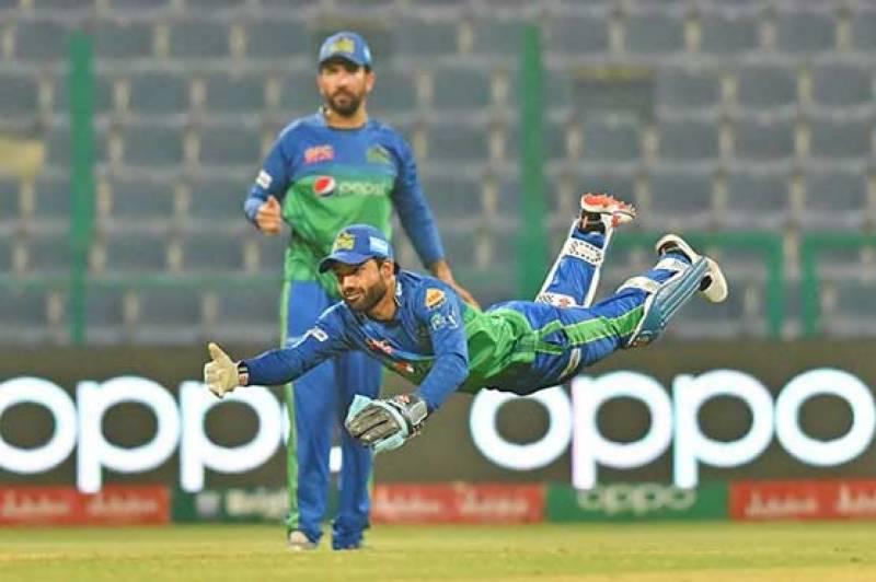 Multan Sultans thrash Quetta Gladiators by 110 runs