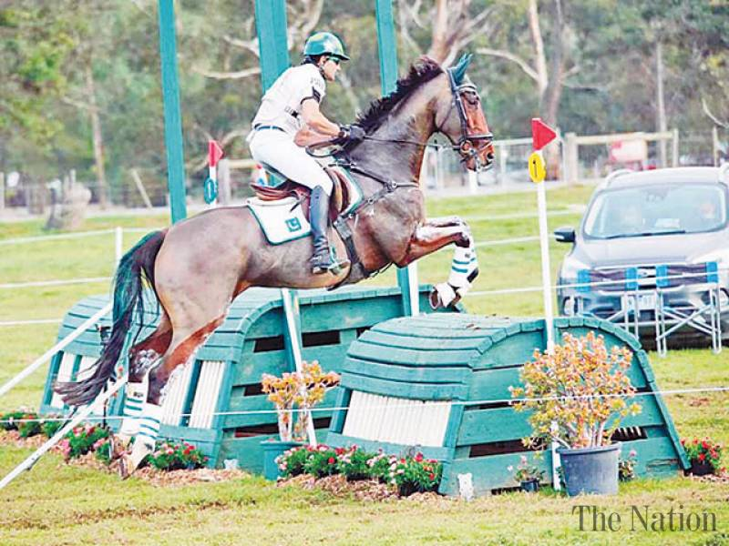 Usman's Olympic dream shattered as he loses equine partner