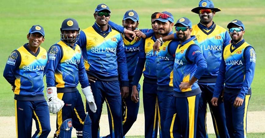 Sri Lanka names squad for cricket's T20 World Cup