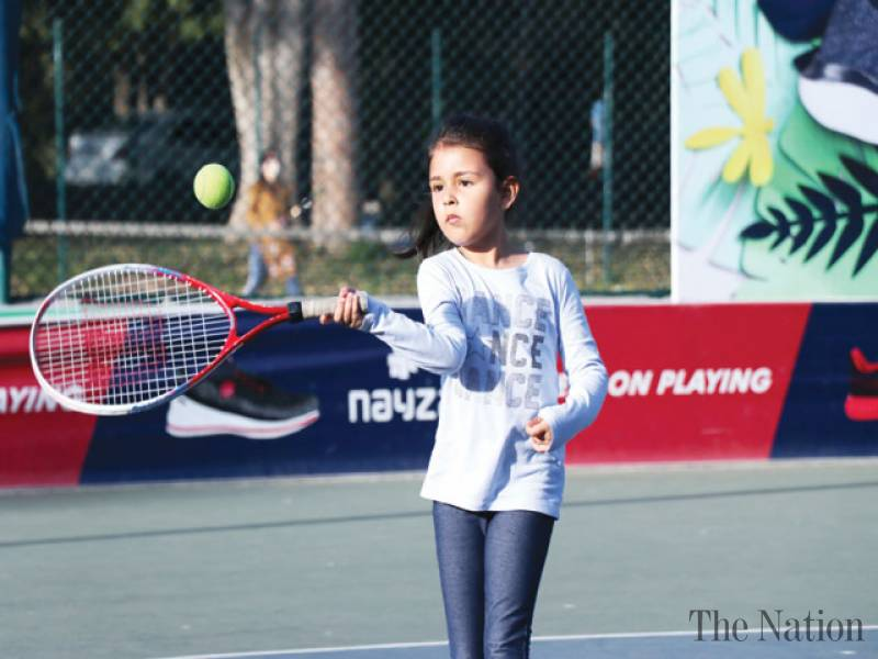Top players advance in Hush Puppies Jr National Tennis