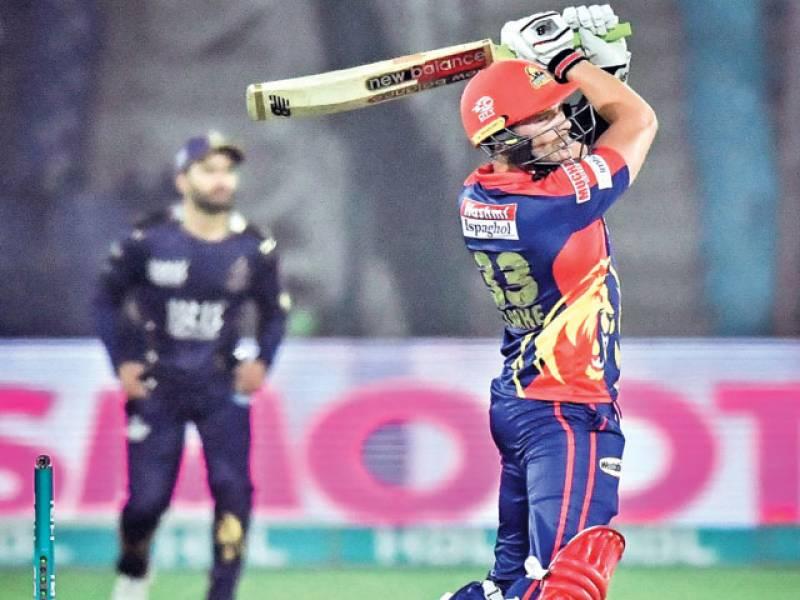 Arshad, Clarke shine in Karachi Kings' seven-wicket victory