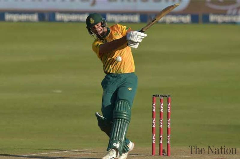 South Africa beat Pakistan by 6 wickets in 2nd T20I