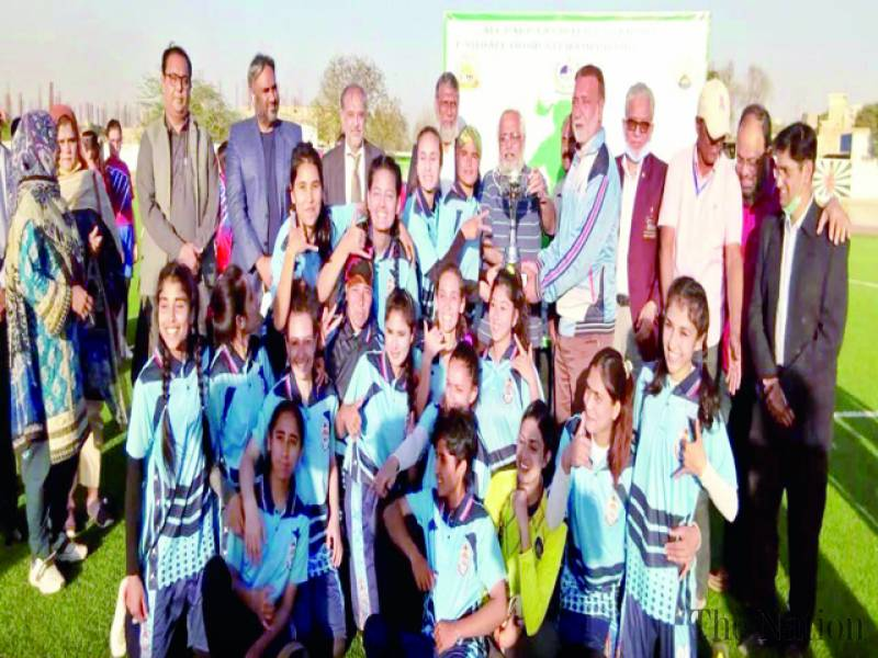 PU wins HEC Inter-varsity Women Football for fifth time