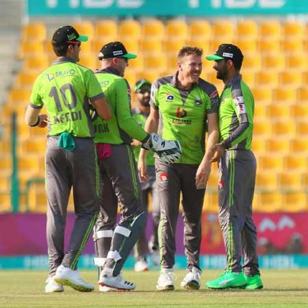 Asif, Musa strike as Islamabad score 28-run win over Lahore